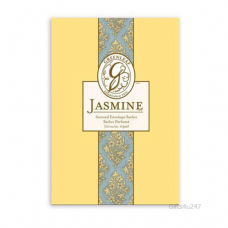 Greenleaf & Bridgwater JASMINE  Large Scented Envelope Sachet